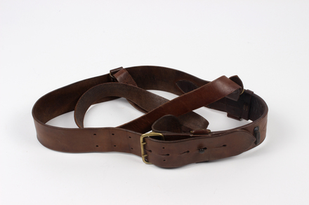 belt, Sam Browne U136.7