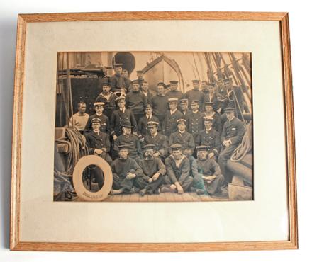 photograph, framed
