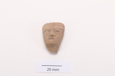 head, figurine 2012.19.266
