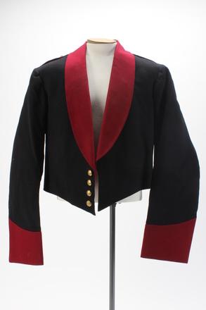 jacket, mess