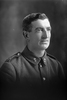 Head and shoulder portrait of Mr Leo Minneth Amodeo, Reg No 12005, of the New Zealand Engineers, No. 1 Field Company (1916). Sir George Grey Special Collections, Auckland Libraries, 31-A18. No known copyright.