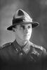 1/4 portrait of Gunner Jack Gardiner Dale, Reg No 2/2806, New Zealand Field Artillery, No. 2 Brigade Ammunition Column (Egypt), (2nd Field Artillery Brigade). (Photographer: Herman Schmidt, 1916). Sir George Grey Special Collections, Auckland Libraries, 31-D350. No known copyright.