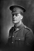 1/4 portrait of Corporal William Carson, Reg No 34471, of the 20th Reinforcements, E Company. Killed in action in France, 2 July 1917. (Photographer: Herman Schmidt, 1916). Sir George Grey Special Collections, Auckland Libraries, 31-C2268. No known copyright.