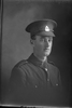 1/4 portrait of Private Conyngham of the New Zealand Rifle Brigade.  [ls:possibly 53730] (Photographer: Herman Schmidt, 1917). Sir George Grey Special Collections, Auckland Libraries, 31-C3075. No known copyright.