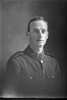 1/4 portrait of Private Conyngham of the New Zealand Rifle Brigade. (Photographer: Herman Schmidt, 1917). Sir George Grey Special Collections, Auckland Libraries, 31-C3076. No known copyright.