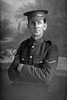 3/4 portrait of Lance Corporal M Finlayson of the New Zealand Mounted Rifles (Photographer: Herman Schmidt, 1916). Sir George Grey Special Collections, Auckland Libraries, 31-F392. No known copyright.