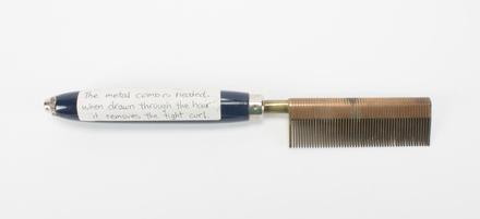 hot comb 2006.33.10