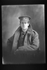 1/4 portrait of Private W H Johnstone of the 20th Reinforcements (Photographer: Herman Schmidt, 1916). Sir George Grey Special Collections, Auckland Libraries, 31-J3166. No known copyright.