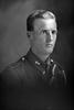 1/4 portrait of Gunner Arthur Bramwell Hudson, Reg No 2/2844, of the New Zealand Field Artillery, No. 5 Field Battery (2nd Field Artillery Brigade). (Photographer: Herman Schmidt, ). Sir George Grey Special Collections, Auckland Libraries, 31.H653. No known copyright.