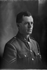 1/4 portrait of Corporal Robert Alexander Wilson, Reg No 37670, of the New Zealand Engineers Tunnelling Company. (Photographer: Herman Schmidt, 1917). Sir George Grey Special Collections, Auckland Libraries, 31-W3521. No known copyright.