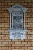 Roll of Honour, To the Glory of God, WWI and WWII, Trinity St Pauls Union Parish, Cambridge. No Known Copyright.