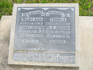 Memorial stone at Waikumete Cemetery for 66110 Leslie Jackson (on Mary Ann Jackson's headstone) . No Known Copyright.