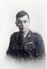Portrait of 3/483 Ormond Burton in 2nd Lieutenant Uniform in 1918, 15th North Auckland Company. No Known Copyright.
