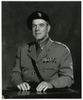 Portrait of 5214 Clive Pleasants in Lt. Colonel uniform, with medals . No Known Copyright.