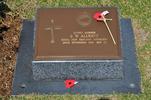 Gravestone at Busan Cemetery for 207937 Edward Allnatt. No Known Copyright.
