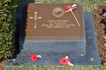 Gravestone at UN Cemetery Pusan, Korea for 204092 Dickson Ngatai. No Known Copyright.