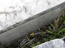 Memorial stone at Waikumete Cemetery for 22525 Herbert Milnes. No Known Copyright.