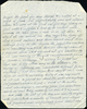 Letter from Driver MC Baker (S/N 43549) Middle East Forces to his sister Eileen Utting, mentions death in Auckland of Francis Harold Baker. page 2. This image may be subject to copyright.