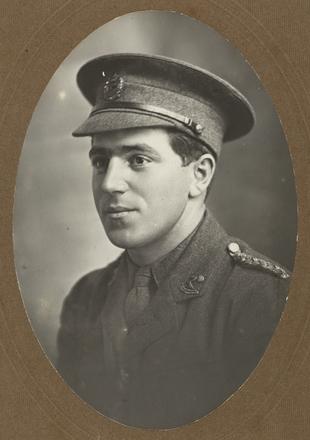 12/3218 Lieutenant Alec McRae Forbes. Mickle, A. M. R. (n.d.)Micklealbum. Auckland War Memorial Museum - Tamaki Paenga Hira. PH-ALB-561. p.8. No known copyright restrictions.