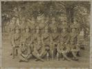 Gunner Douglas McGIll and company. Mickle, A. M. R. (n.d.)Micklealbum. Auckland War Memorial Museum - Tamaki Paenga Hira. PH-ALB-561. p.57. No known copyright restrictions.