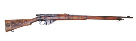 rifle W0961