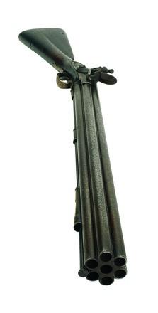 volley gun W0093