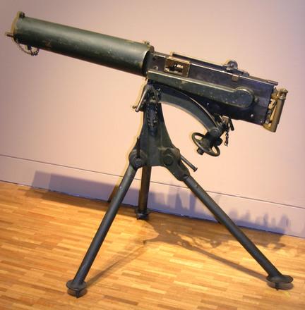 machine gun W1496