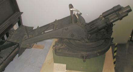 mountain gun W1526