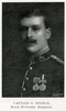 Portrait of O. Steele. Auckland Grammar School chronicle. 1915, v.3, n.1. Image has no known copyright restrictions.