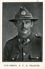 Portrait of S. P. E. Francis. Auckland Grammar School chronicle. 1917, v.5, n.2. Image has no known copyright restrictions.