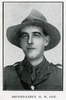 Portrait of H. W. Cox. Auckland Grammar School chronicle. 1918, v.6, n.2. Image has no known copyright restrictions.