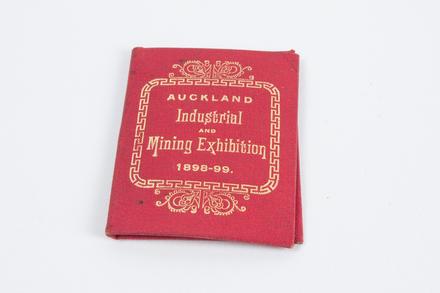 ticket, exhibition col.0067