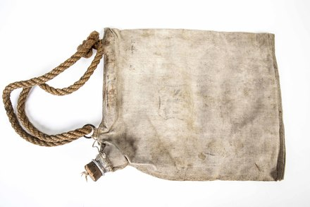 water bag, canvas W1964