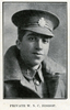 Portrait of Bishop. Auckland Grammar School chronicle. 1918, v.6, n.2. Image has no known copyright restrictions.