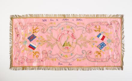 cloth, souvenir 1999.223.2
