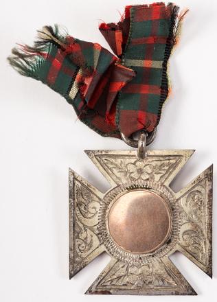 Band Medal, Scottish Pipe Band