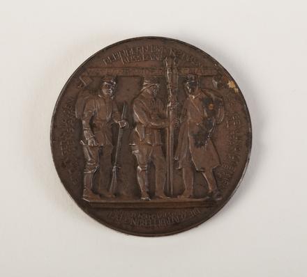 medal, commemorative, 2015.x.90