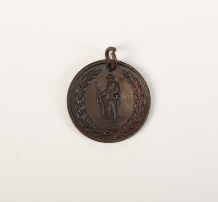medal, commemorative, 2015.x.118