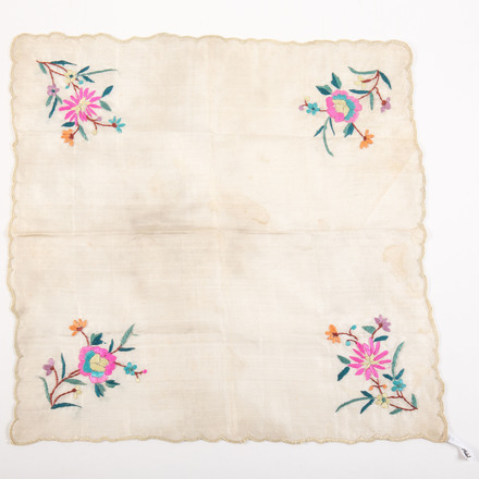 silk handkerchief 1996.70.22