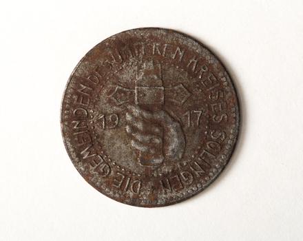 coin W0582.7
