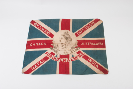 flag, souvenir 1999.163.6