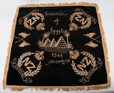 cloth, souvenir W3510