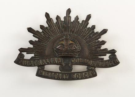 badge, regimental W3223