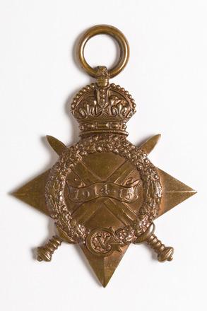 1914-15 Star, 2006.44.1