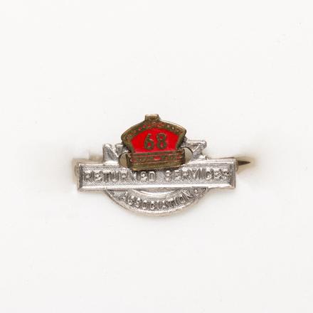 badge, membership 2006.45.2