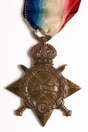 1914-15 Star, 2003.17.1