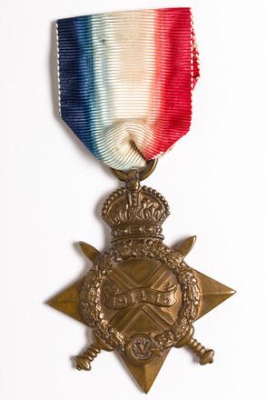 1914-15 Star, 2003.51.1