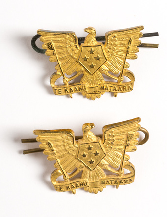 badges, regimental 2015.x.205.2