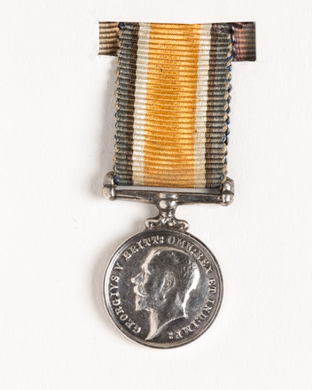 British War Medal 1914-20 (miniature) 2001.25.481.7