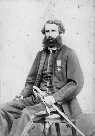 Charles Heaphy. Ref: 1/2-003062-F. Alexander Turnbull Library, Wellington, New Zealand. http://natlib.govt.nz/records/22544487. Image has now known copyright restrictions.